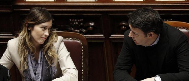 Si preannunciano tempi duri per la riforma del ministro Boschi