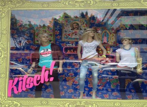Kitsch! Imagen contenida dentro del Fotolibro ESCAPARATES / SHOWCASES