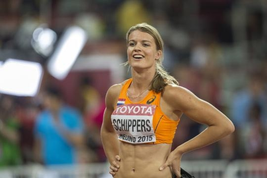 Dafne participará das Olimpíadas do Rio