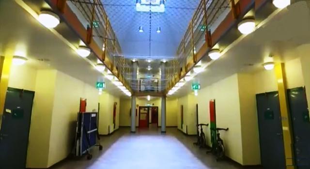 Las carceles holandesas son acondicionadas para los refugiados Euronews