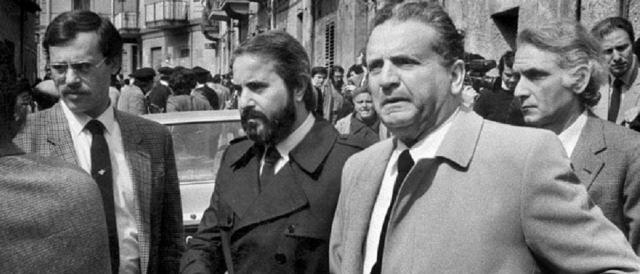 Ninni Cassarà, Giovanni Falcone e Rocco Chinnici