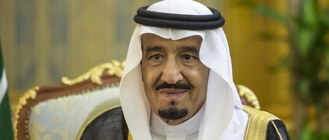 Re Salman, monarca dell'Arabia Saudita
