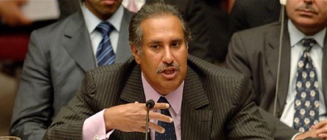 Sheikh Hamad Bin-Jaber al-Thani, ex primo ministro del Qatar
