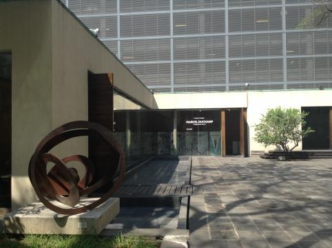 La Galería de la Casa de Francia en la Colonia Juárez CDMX