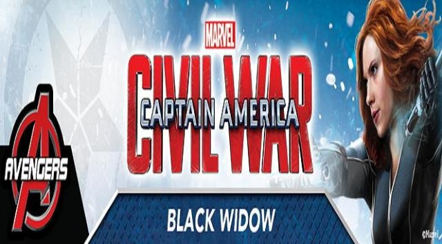 Scarlett Johansson sorprende al mundo con su Black Widow durante 'Civil War'