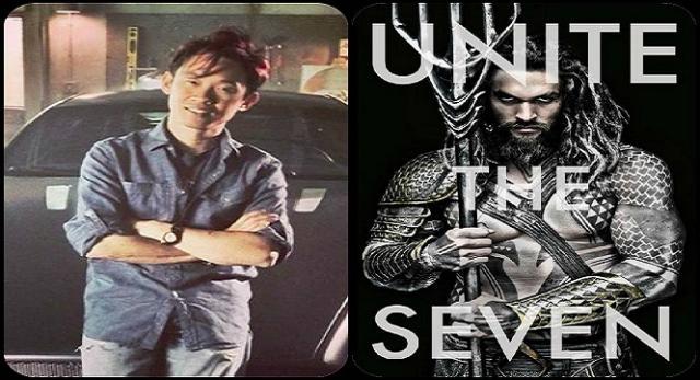 James Wan adelanta detalles sobre la cinta monográfica de 'Aquaman'