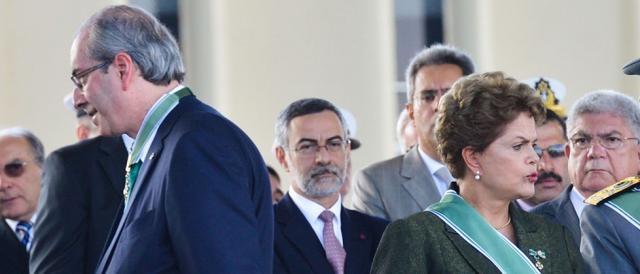 Dilma tem direitos privados por Temer