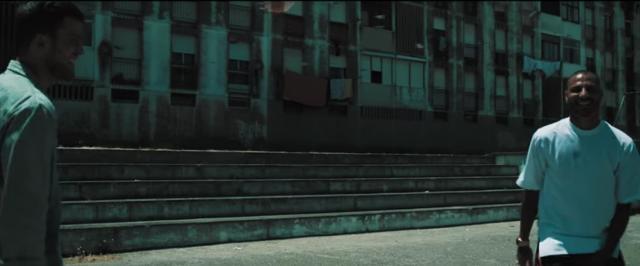 Imagem retirada do novo videoclip de David Carreira