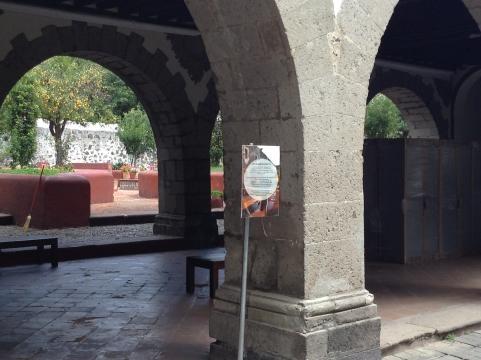 Museo de las Intervenciones en Coyoacan de la CDMX