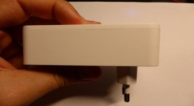 Dodocool DA47EU caricatore a 4 uscite USB
