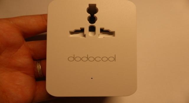 Dodocool DA47EU caricatore USB_3