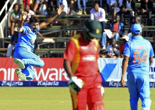 India vs Zimbabwe 1st t20: Ten Cricket live streaming and highlights