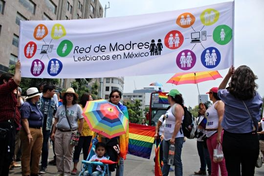 Comunidad LGBT exigen se respeten sus derechos