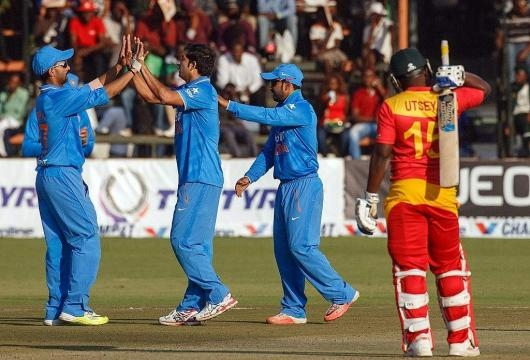 India vs Zimbabwe 2016 - important t20 today