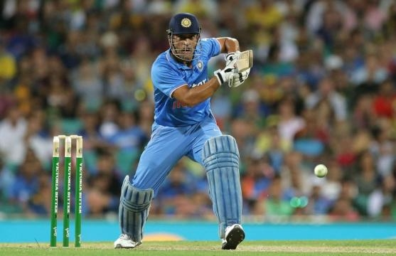 India vs Zimbabwe 2nd T20 - Dhoni