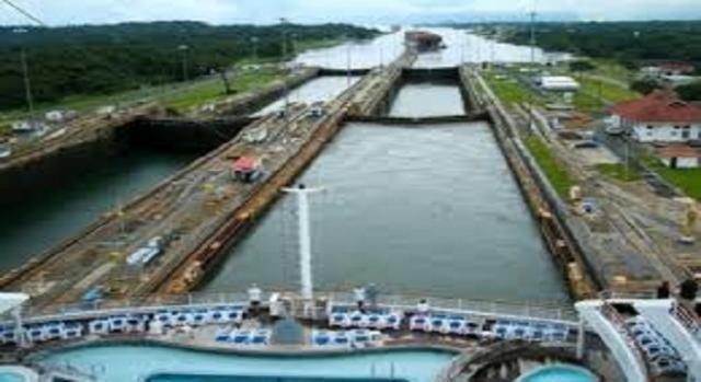 Ampliação do canal obedece às exigências de navio maiores