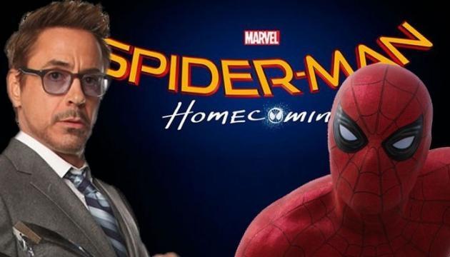 Filtran primera imagen de Holland como Peter Parker en el set de 'Spider-Man: Homecoming'