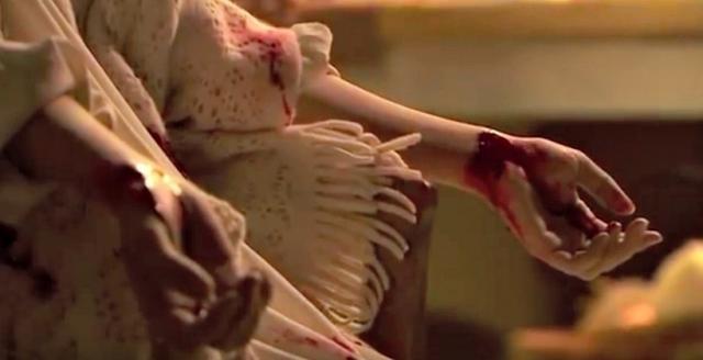 Il Segreto, Amalia si taglia le vene