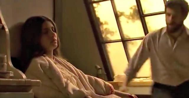 Il Segreto, Amalia tenta il suicidio