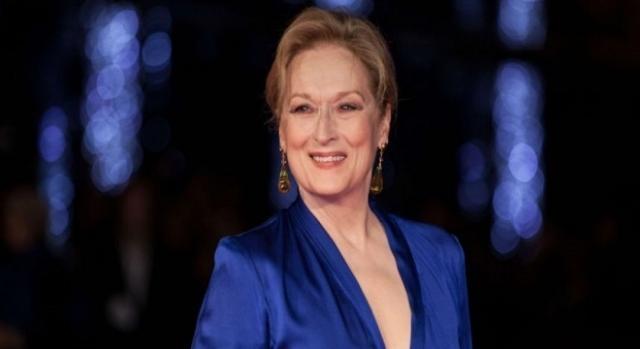 La splendida Meryl Streep sarà ospite alla festa del cinema di Roma il prossimo ottobre.