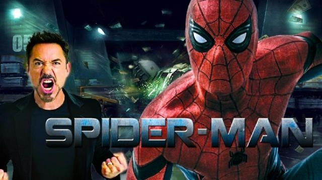BREAKING: Robert Downey Jr. Joins 'Spider-Man': Homecoming Film.