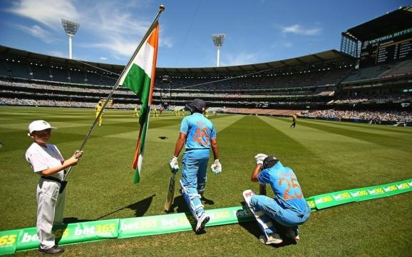 India vs Bangladesh T20 match. Openers ready to go