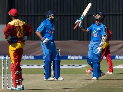 India vs Zimbabwe, 3rd t20 on wednesday