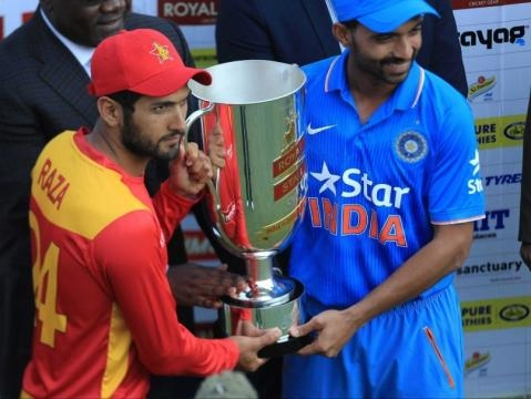 India vs Zimbabwe: We Were Sick and Tired of Losing