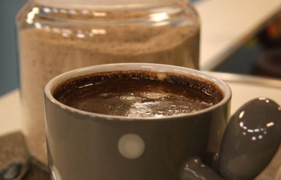 Cappuccino quentinho, quem não gosta?