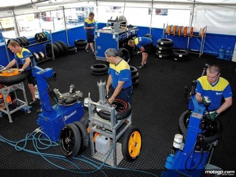 Michelin quiere cubrir todas las eventualidades- motogp.com