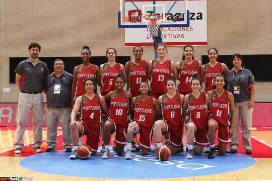 Esta equipa fica para a história do basquetebol português