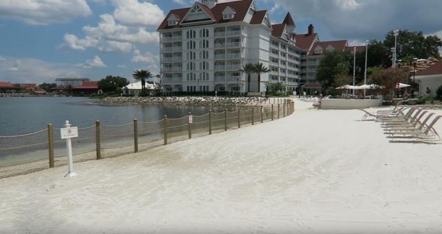 Hotel faz parte de um dos mais luxuosos complexos de turismo de Orlando