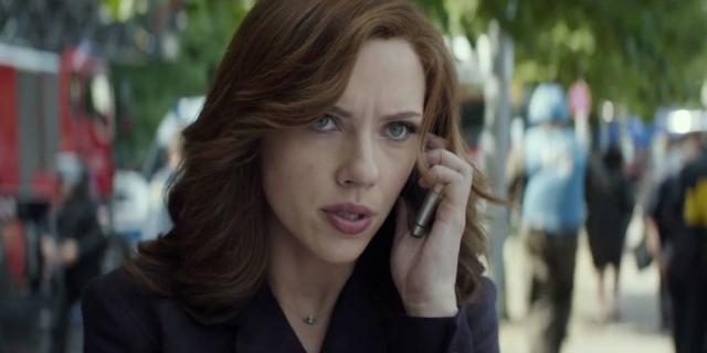 Why does Scarlett Johansson's Black Widow hairstyle change in ... - digitalspy.com