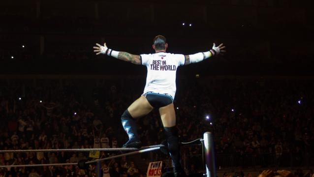 CM Punk in 2011/Photo via Flickr/Ed Webster