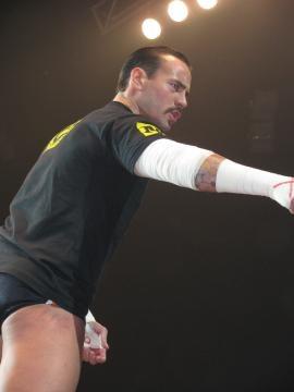 CM Punk in 2011 (photo via Flickr/Krystal Bogner)
