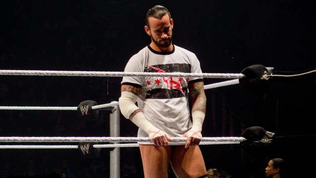 CM Punk in London, 2011 (Photo via Flickr/Ed Webster)