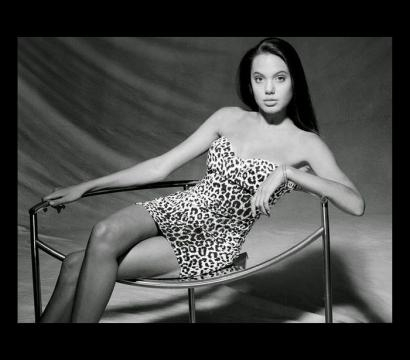 A atriz de Hollywood com 15 anos de idade.