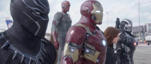 Captain America: Civil War | Atomix - Part 3 - atomix.vg