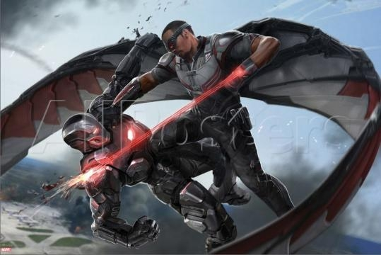 The Fight Continues In Awesome New CAPTAIN AMERICA: CIVIL WAR ... - comicbookmovie.com