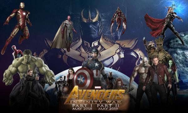 Avengers: 'Infinity War' tendrá un presupuesto de mil millones de ... - com.mx