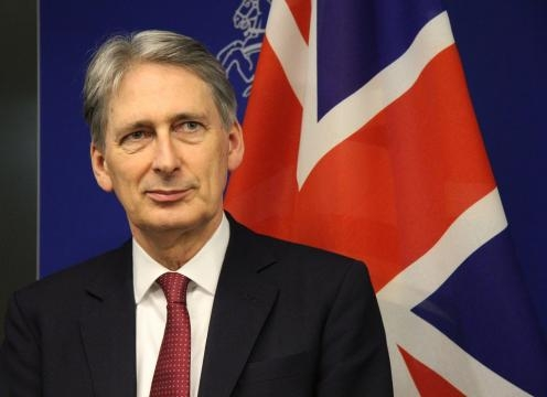 Meeting with the British Foreign Secretary Philip Hammond | Flickr - flickr.com