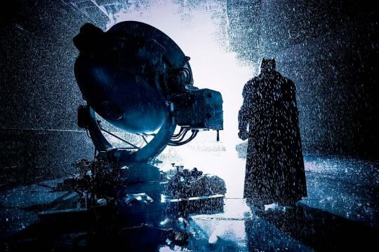 'Batman v Superman: Dawn of Justice'.