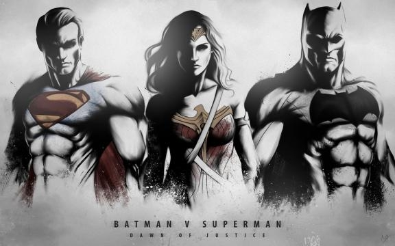 Dawn of Justice by JPRart on DeviantArt - deviantart.com