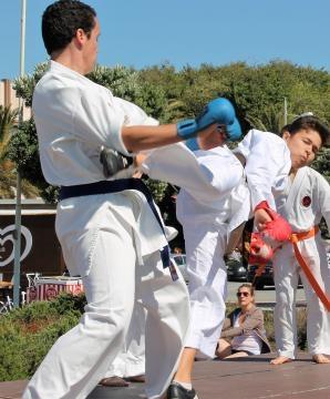 Joninhas Vilar e André Cardoso em combate