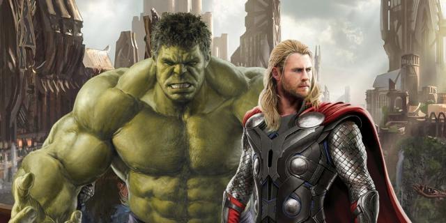 Thor: Ragnarok Character Details & Planet Hulk Connections - screenrant.com