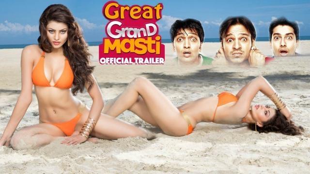 Urvashi Rautela in 'Great Grand Masti) Twitter