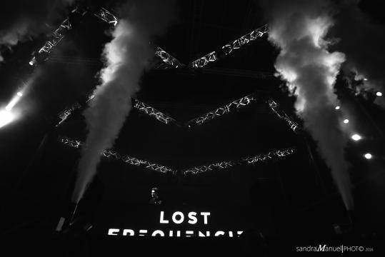 Lost Frequencies a encerrar / Meo Marés Vivas 2º dia