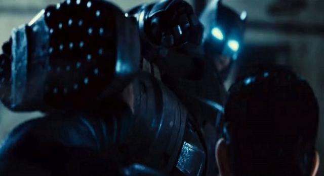 Filtran increíble imagen de la versión extendida de 'Batman v Superman: Dawn of Justice'