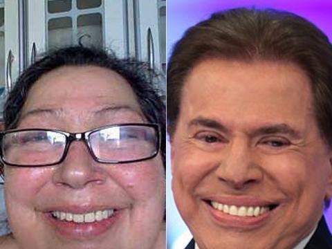 Outra filha? Cozinheira acusa Silvio Santos de forjar DNA ... - com.br