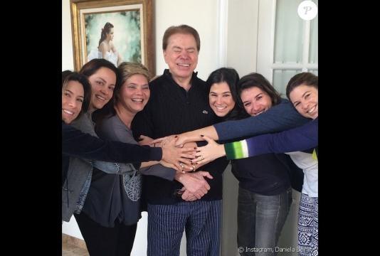 Silvio Santos faz exame de DNA após cozinheira afirmar ser sua filha